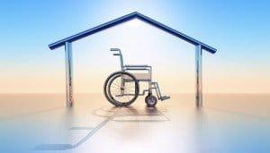 Frais de logement adapté : Indemnisation de l'achat d'un terrain et du coût de construction d'une maison